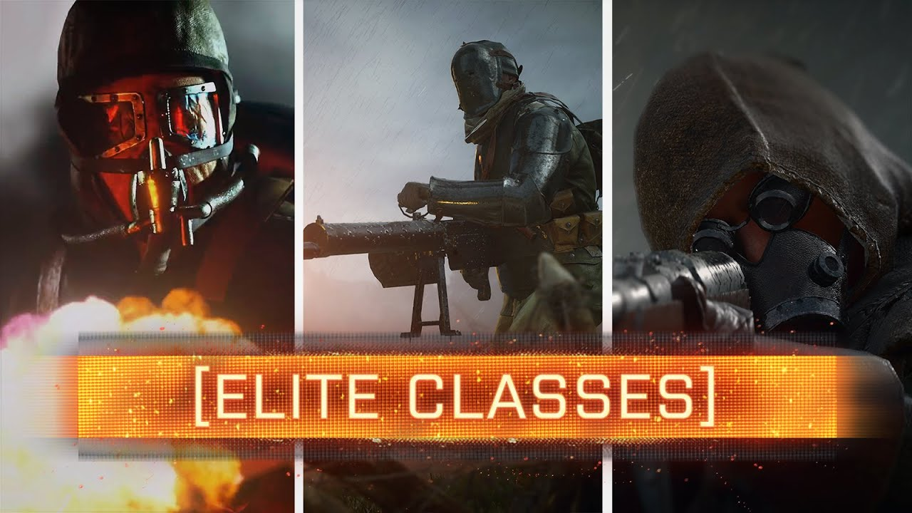 Elite Class Locations How To Use Them Battlefield 1 Beta