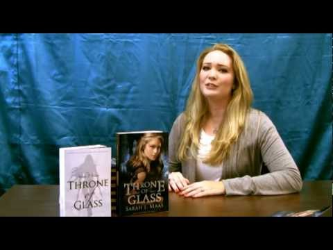 Meet Sarah J. Maas! An Interview with the Author of THRONE OF GLASS