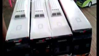 cara pasang AC pada miniatur bus kertas - papercraft bus