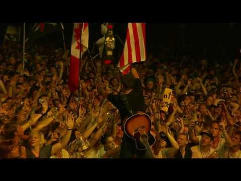 Bruce Springsteen - Waitin' on a Sunny Day Glastonbury