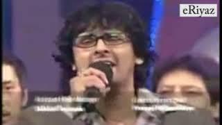 Sonu Nigam Singing Without Music - Is Pyar Ko Main Kya Naam Doon