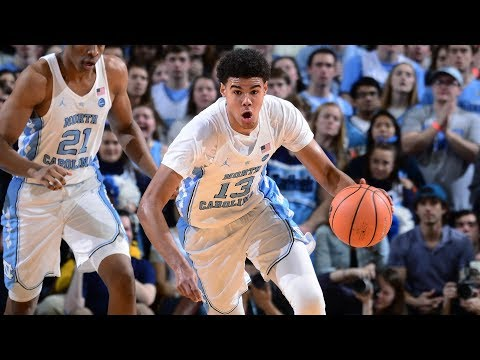 UNC Men's Basketball: Tar Heels Down Yellow Jackets, 80-66