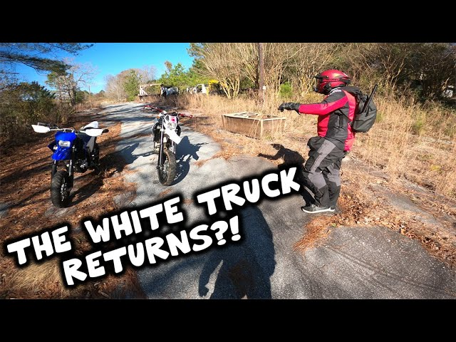 Oh boy... Is the WHITE TRUCK BACK?! | Chase and Yummi Adventure Series - Comeback Ep 06