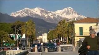 Forte Dei Marmi - Montagne e mare insieme !!(, 2012-02-21T20:07:50.000Z)