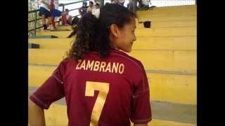 Yosneidy Zambrano Orgullo de Cagua..!!