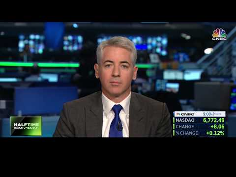 Bill Ackman on CNBC with Scott Wapner November 6, 2017