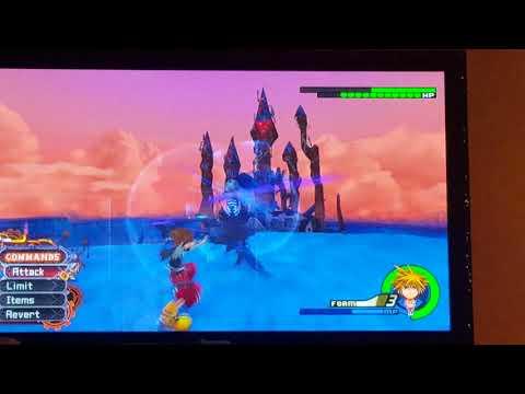 Rage Quit: Kingdom Hearts 2 FM (Sephiroth on Critical)