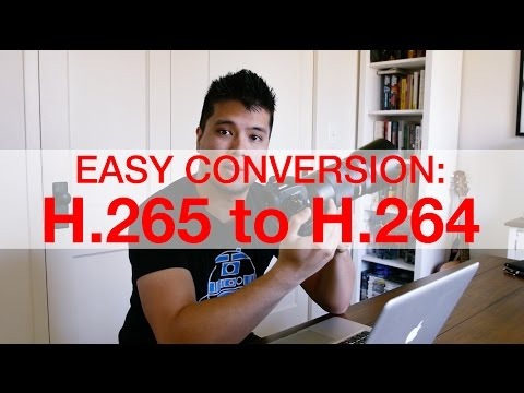 How to Convert H.265 to H.264 Easily and Free
