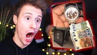 LOGO reagiert auf Weihnachtsgeschenke von Zuschauern