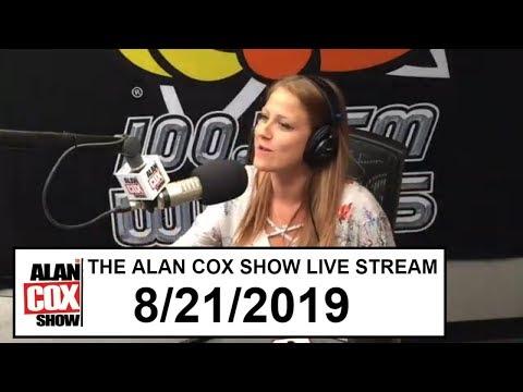 The Alan Cox Show - The Alan Cox Show Live Stream (8/21/2019)