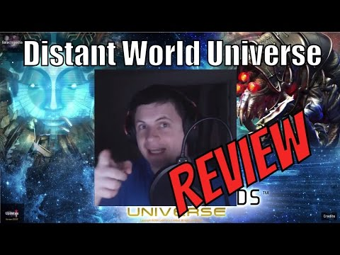 Distant Worlds Universe REVIEW - Best Space 4X Game EVER!
