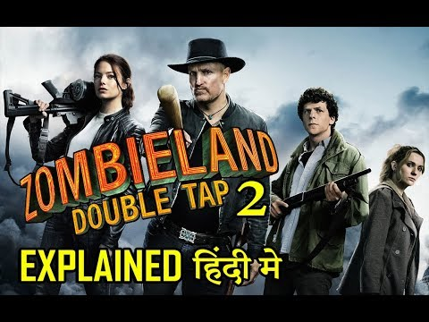"""Zombieland Double Tap Movie Poster 24/"""" x 36/"""" or 27/"""" x 40/"""""""
