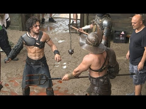 'Pompeii' Behind the Fights
