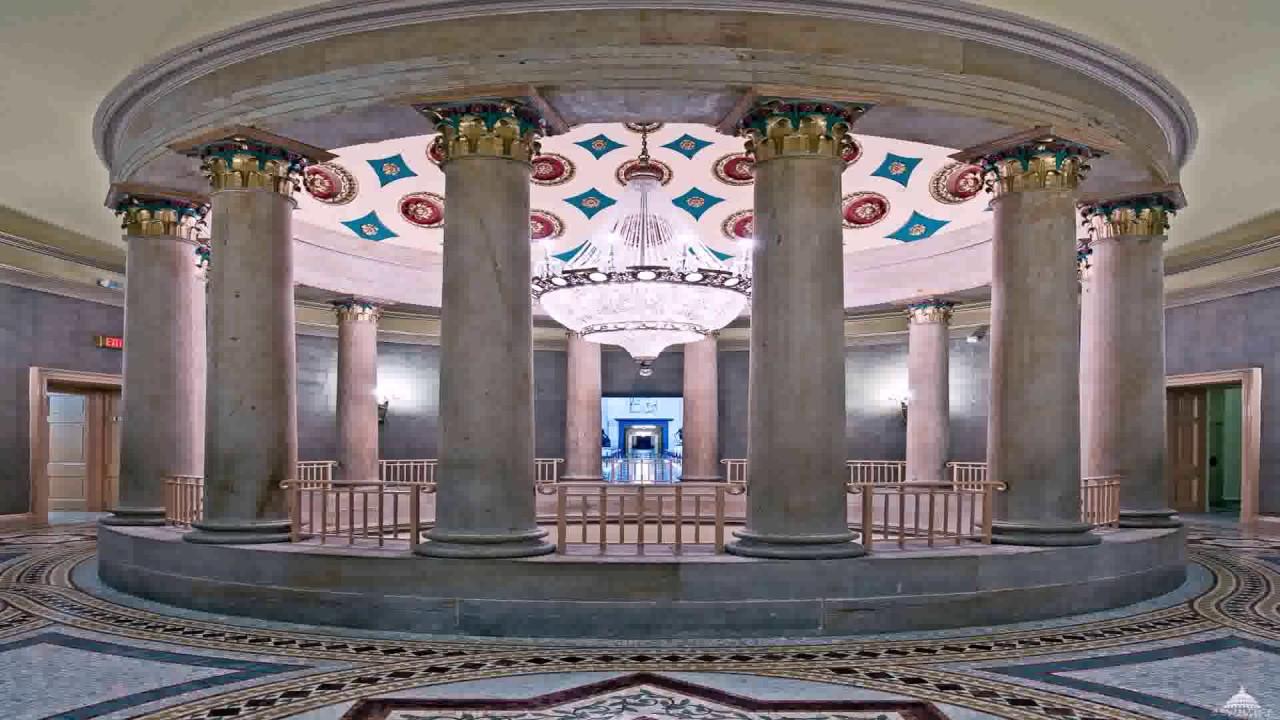 Floor Plan Of Us Capitol Building Youtube - Us-capitol-floor-map