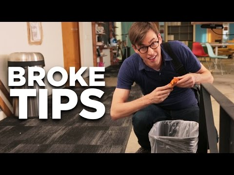 Financial Tips For BROKE People