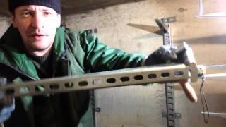 Полки Стеллажи в подвале(изготовление Полки Стеллажи в подвале., 2015-10-08T16:27:40.000Z)