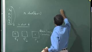 Mod-01 Lec-39 Counter machines and their equivalence to basic TM model.
