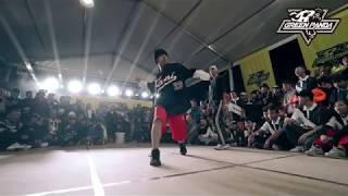 Karma vs Disa Green Panda x Staraya Shkola Jam ( Fell The Rhythm ) @Beijing 2018
