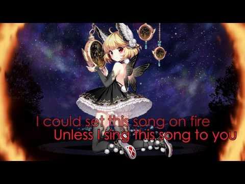Nightcore - Song On Fire (Nickelback) Lyrics