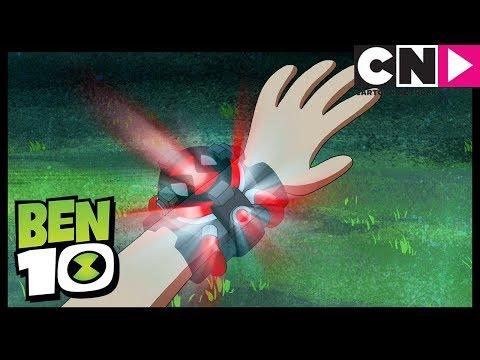 Viagem No Tempo | Ben De Novo E De Novo | Ben 10 em Português Brasil | Cartoon Network thumbnail