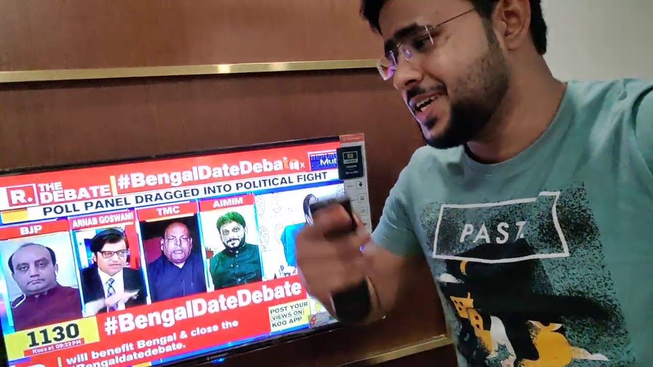 Assaduddin Owaisi को बंगाल में No Entry प्र Waris Pathan का BJP और अर्णब Goswami को मोह तोड़ जवाब
