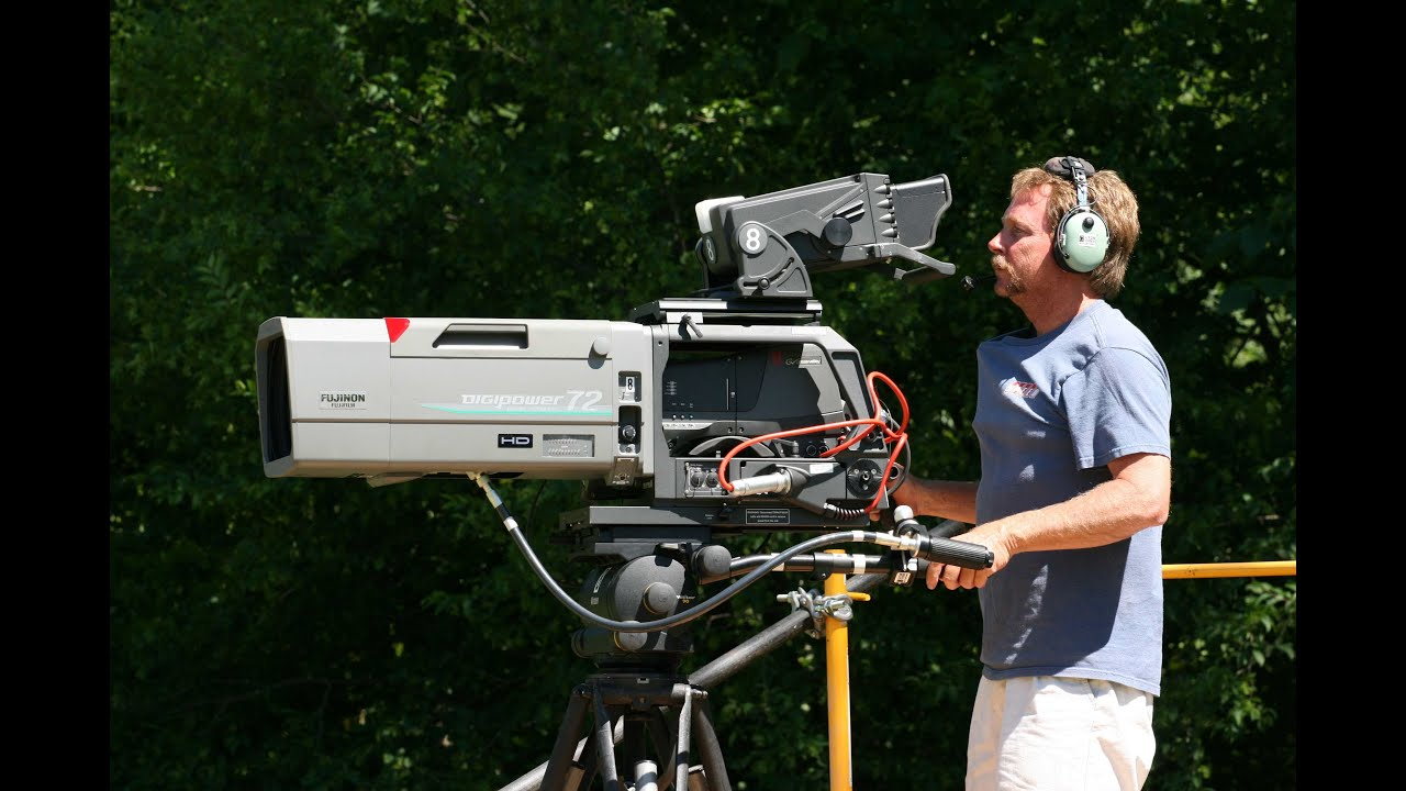 understanding television production cameras youtube