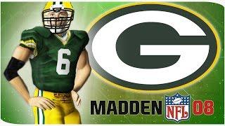 Madden NFL 08 - Throwback-карьера #1 [Ребята, я старался!]