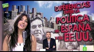 Ronda rápida de diferencias entre la política en España y en EEUU