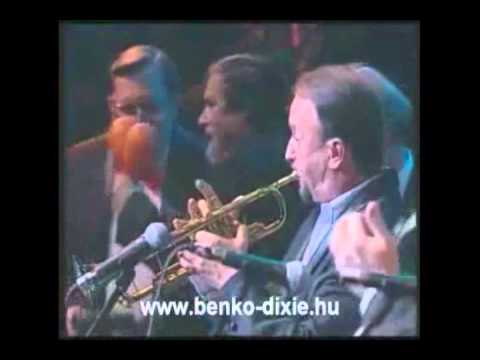 BENKO DIXIELAND JAZZ BAND IN JAPAN 1997 A CAMEO APPEARANCE BY CLIMAX JAZZ BAND