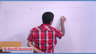 L R Circuits and LC Oscilations - IIT JEE Main and Advanced Physics Video Lecture [RAO IIT ACADEMY]