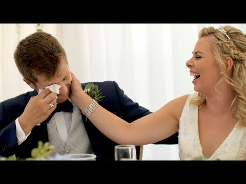 Groom Can't Handle This Amazing Wedding Surprise! From Shock..to Tears..!