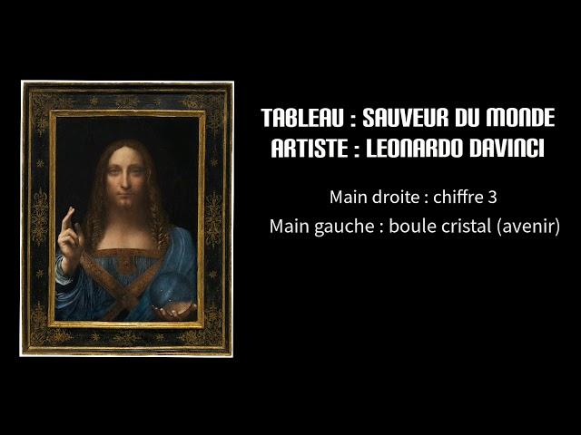 Léonard DeVinci savait.....