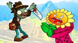 Игра Растения Против Зомби 2 смотреть прохождение от Flavios (Plants vs zombies) #67