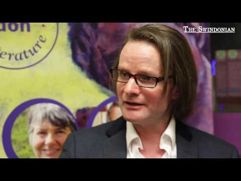 Dr Kevin Dutton Interview at Swindon Festival of Literature 2016