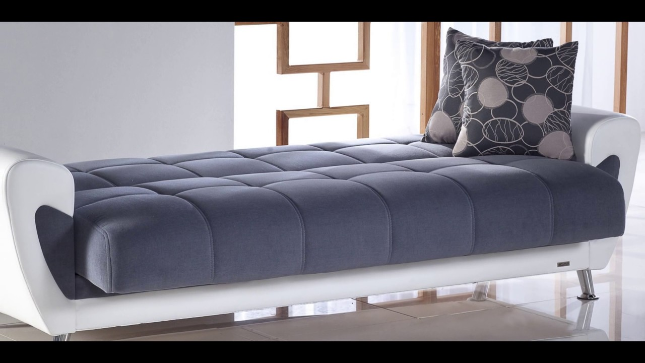Backless Couch Design