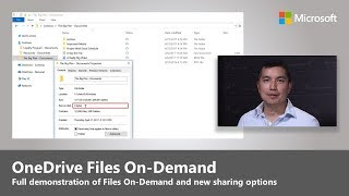 OneDrive for Business updates: simplified sharing and files on demand