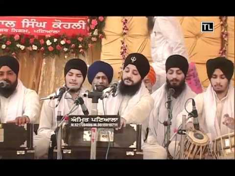 pawan pavitar mittar aaj more aaye hai - bhai varinder singh ji delhi wale part 4/4