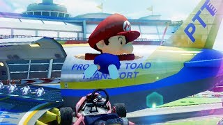 Mario Kart 8 Deluxe - Star Cup 100cc (Baby Mario Gameplay)