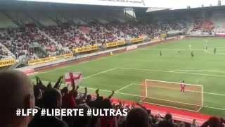 AS Nancy Lorraine - Brest (3-0)