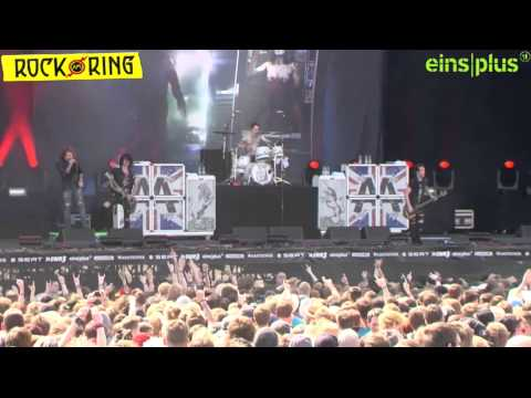 Asking Alexandria -- Breathless (Live @ Rock am Ring 2013 07.06)