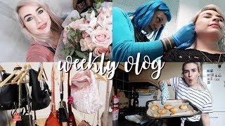 DECLUTTERING + MY PIERCINGS | Weekly Vlog #19