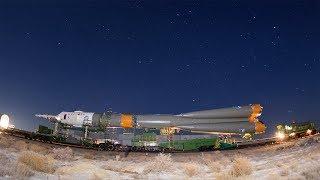 Soyuz MS-11 ready for launch