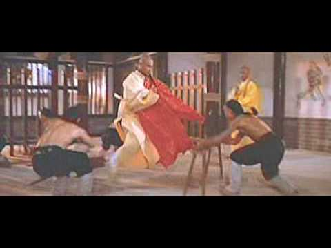 Disciples of The 36th Chambers of Shaolin - Stool Master vs Student