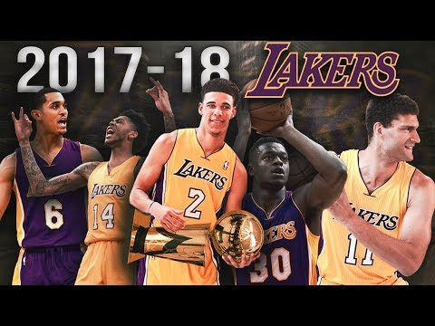 LONZO BALL PLAYING WITH THE LAKERS!?! | Lakers (Mix)