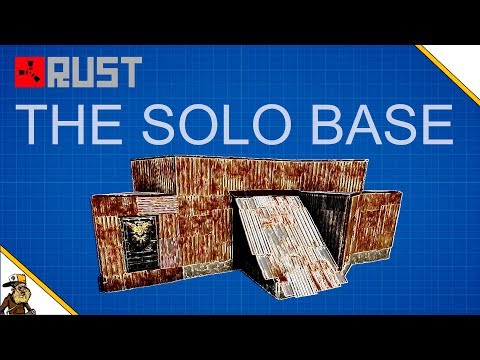 Rust Base Building - Rust Solo Base - Rust Base Design thumbnail