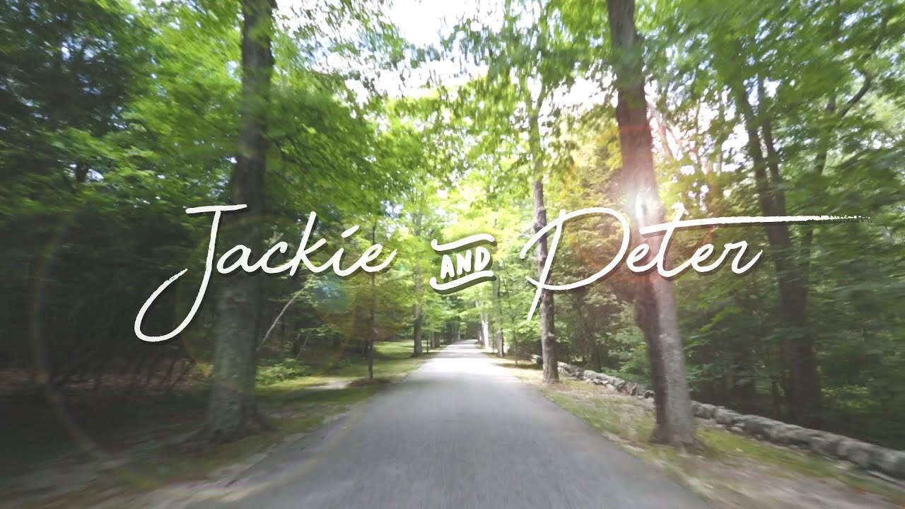 Jackie & Peter