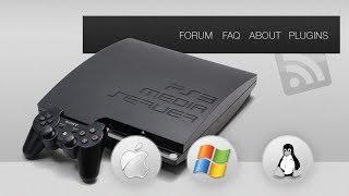 Фильмы на PS3 по FTP