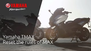 The new TMAX is ready to give you even sportier performance with su...