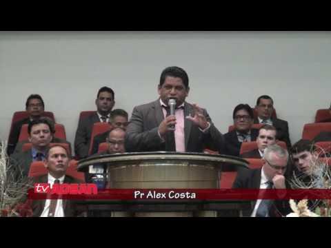 Pastor Alex Costa