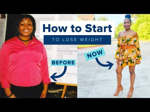How to START to Lose Weight FAST | Top 10 Fitness Items, Healthy Nutrition & No Equipment Workout